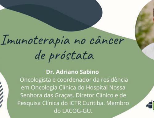 Imunoterapia no Câncer de Próstata